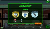 Rewards Shadow Wolf