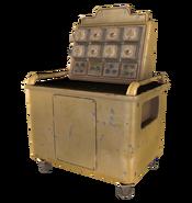 FO4 Cart Diagnostic Garage