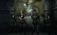 Talon Company Group Shot