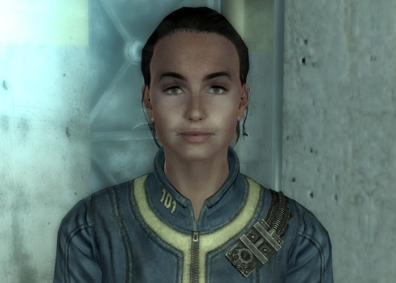 fallout 3 hook up with amata
