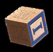 Wooden block I