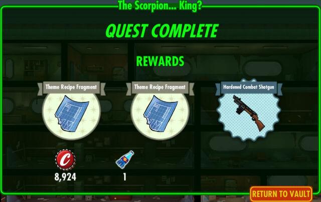File:FoS The Scorpion... King? rewards.jpg