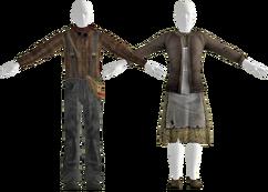 Caravaneer outfit