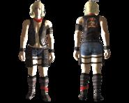 GK simple armor female