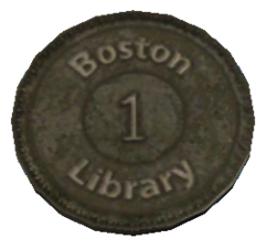 Book return token