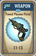 FoS Tuned Plasma Pistol Card