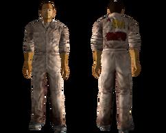 NCR engineer jumpsuit