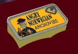 Cute anchovies