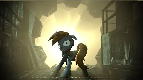 Leaving the Stable - Fallout Equestria SFM