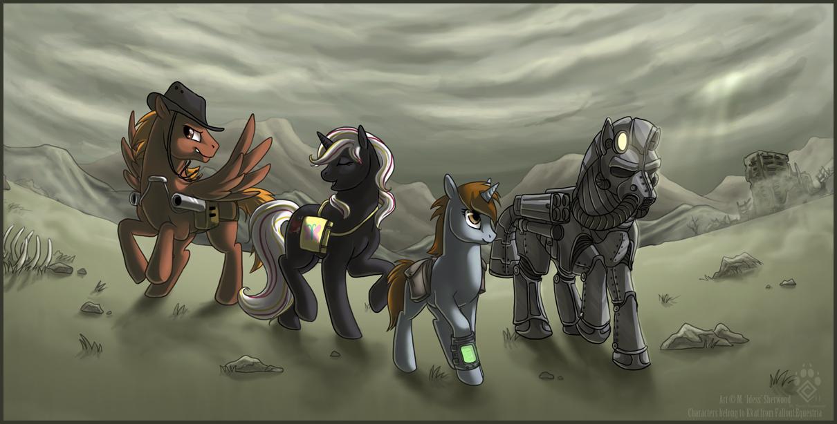 Steelhooves Fallout Equestria Wiki Fandom Powered By