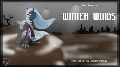Winter winds cover