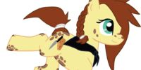 Fallout Equestria: The Iron Prince/Cookie Cake
