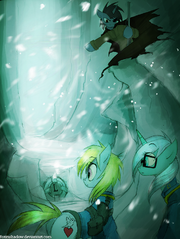 Pure hearts by foxinshadow-d5x9rx0