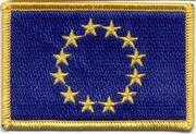 Eu flag patch