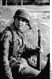 Yugoslav Soldier
