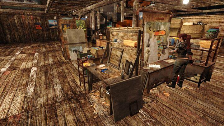 Geigers - Art Workstations