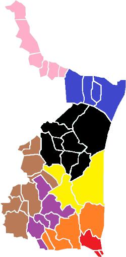 250px-Tamaulipas Map Coloredg