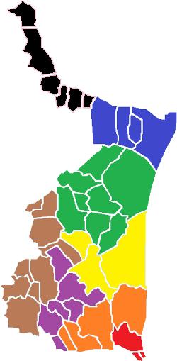 250px-Tamaulipas Map Coloredpi