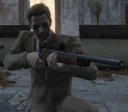 Larry Johnson Sniper