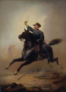 Sheridan horseback