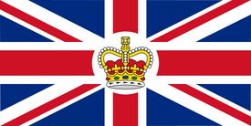 British Imperial Flag