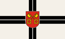 Crossed Keys Flag