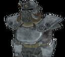 Winterized T-51b Power Armor
