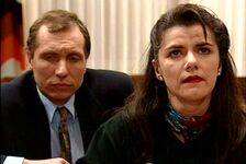 Jan Van den Bossche en Monique Stevens