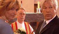 Het huwelijk van Walter Dierckx en Carine Wattez