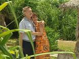 Het huwelijk van François Van den Bossche en Mia Dondeyne