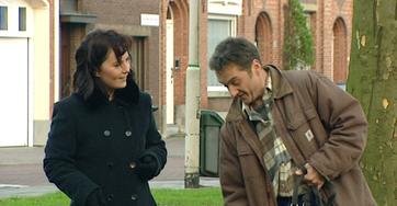 Nele Van Winckel en Wilfried Langens