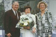 Liesbeth, Albert en Anna