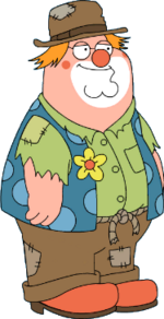 Character-peter-pee-pants-the-inebriated-hobo-clown