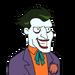 Facespace portrait Joker