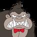Facespace portrait monkeykong