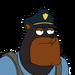 Facespace portrait joeswanson policedog