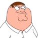 Facespace portrait petergriffin default@4x