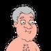 Fg facespace portrait BillClinton Naked