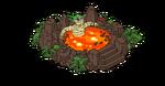 Deco-lava-hot-tub