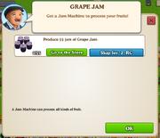 Gallery Grape Jam
