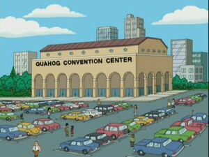 Quahog Convwntion Center