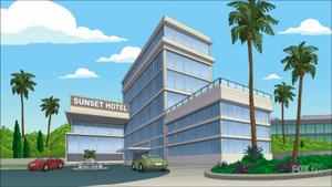 SunsetHotel