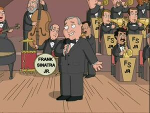 Frank Sinatra Jr Family Guy Wiki Fandom Powered By Wikia