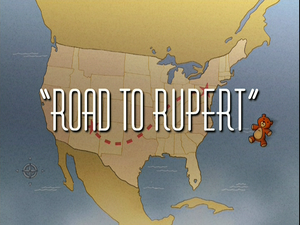 Road to rupert