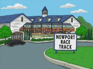 Newport Race Track