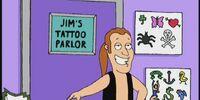 Jim's Tattoo Parlor
