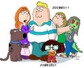 Scooby doo and family guy by bloodymoon100.jpg