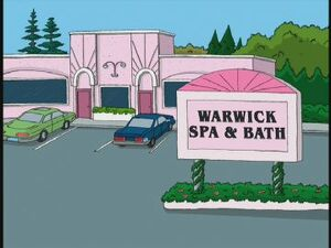 Warwick Spa