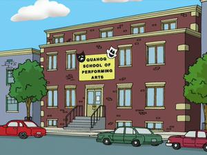 Quahog School of Performing Arts