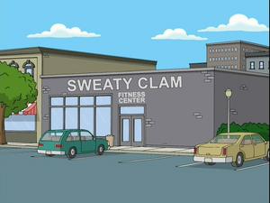 Sweaty Clam